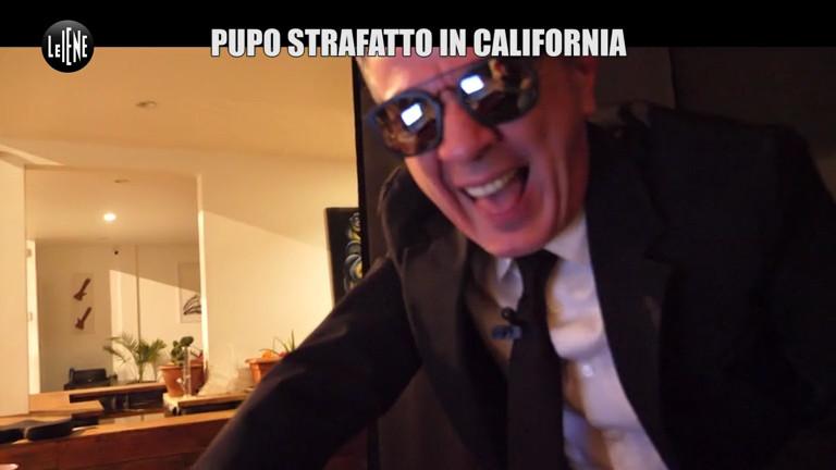 Cannabis libera in California, Pupo strafatto di marijuana: le foto