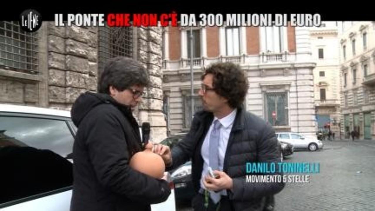 PASCA: Il ponte che non c'è da 300 milioni di euro