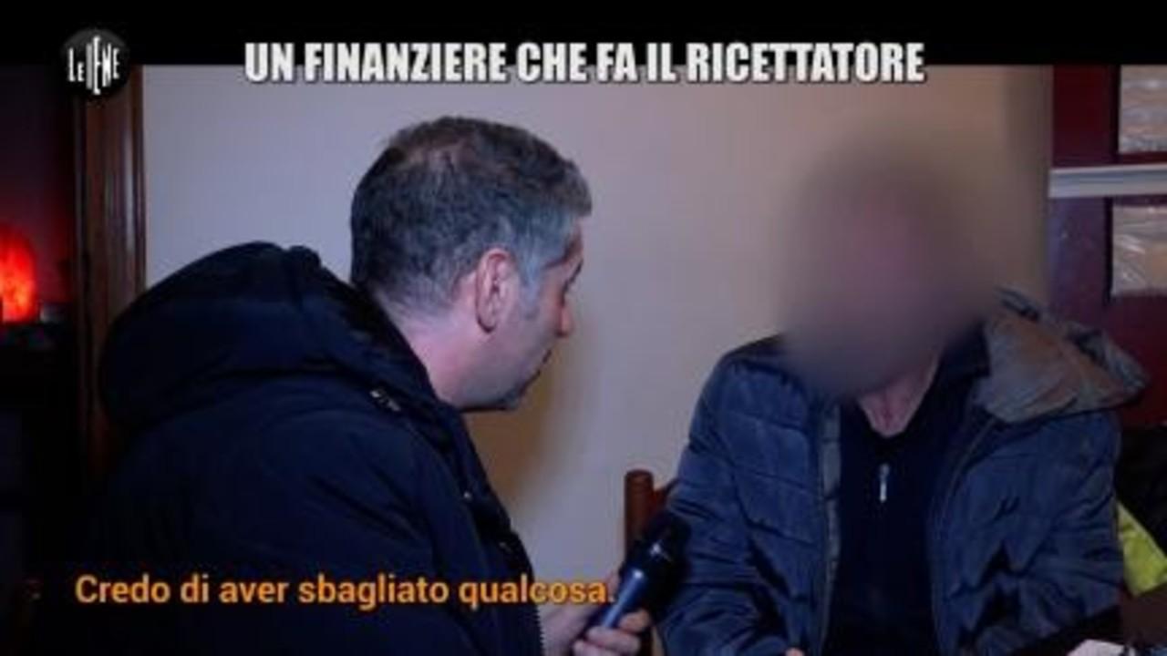 AGRESTI: Un finanziere che fa il ricettatore