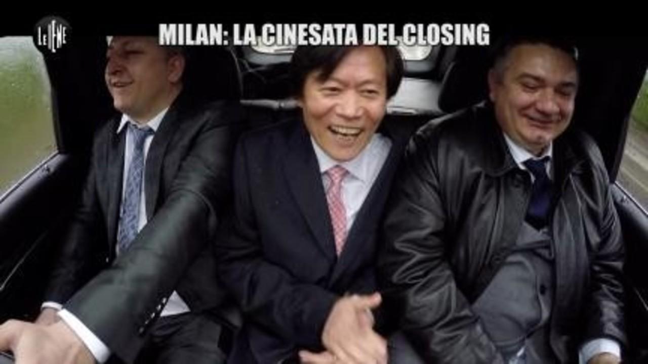 CORTI E ONNIS: La cinesata del Closing
