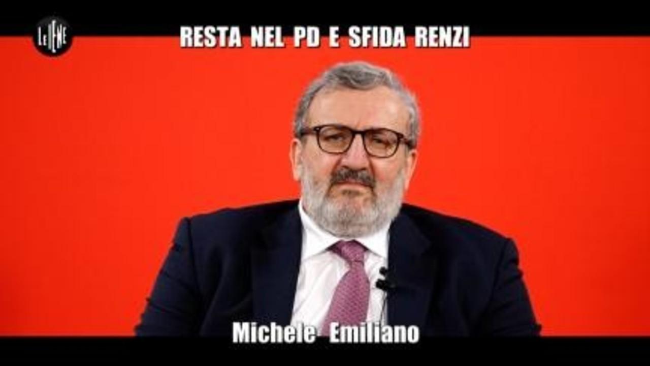 INTERVISTA: Michele Emiliano
