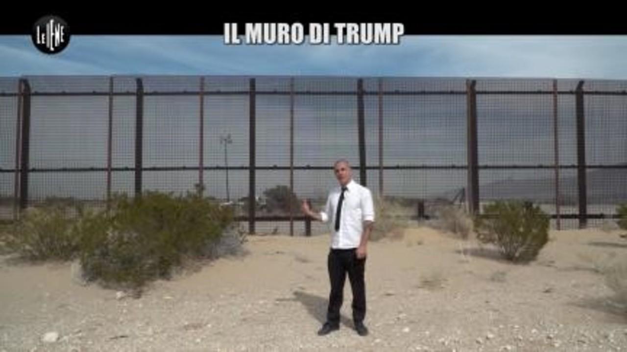 CIZCO: Il muro di Trump