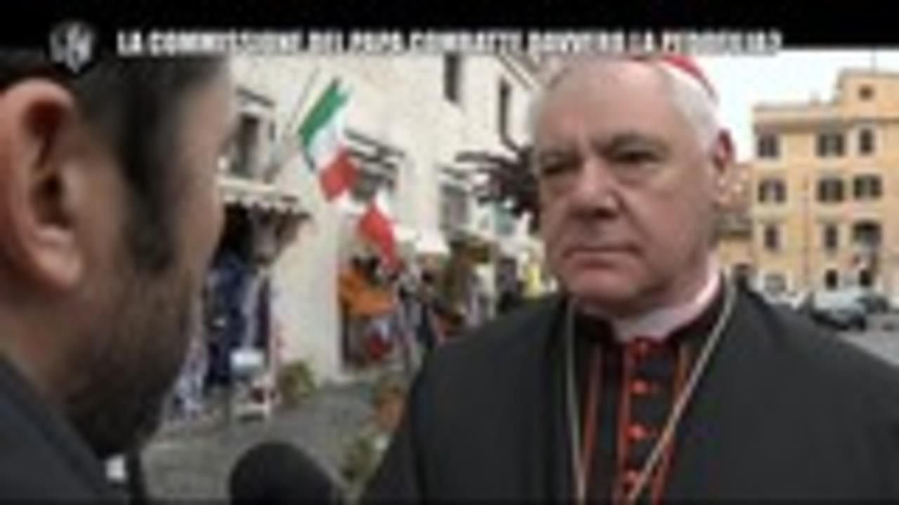 TRINCIA: La commissione del Papa combatte davvero la Pedofilia?