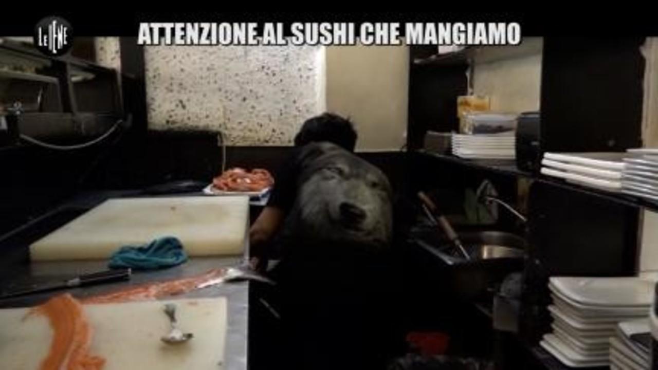TOFFA: Attenzione al sushi che mangiamo