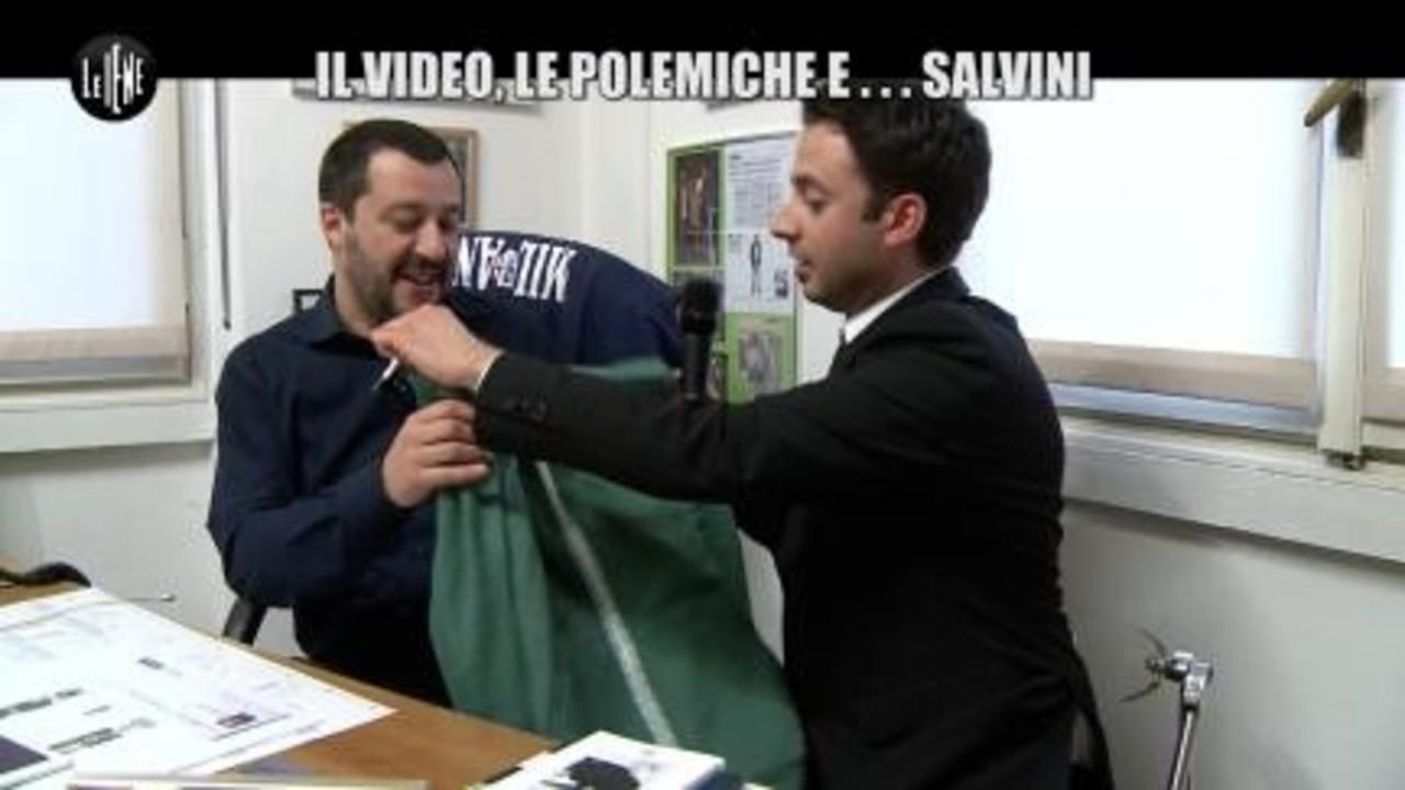 CORDARO: Il video, le polemiche e… Salvini