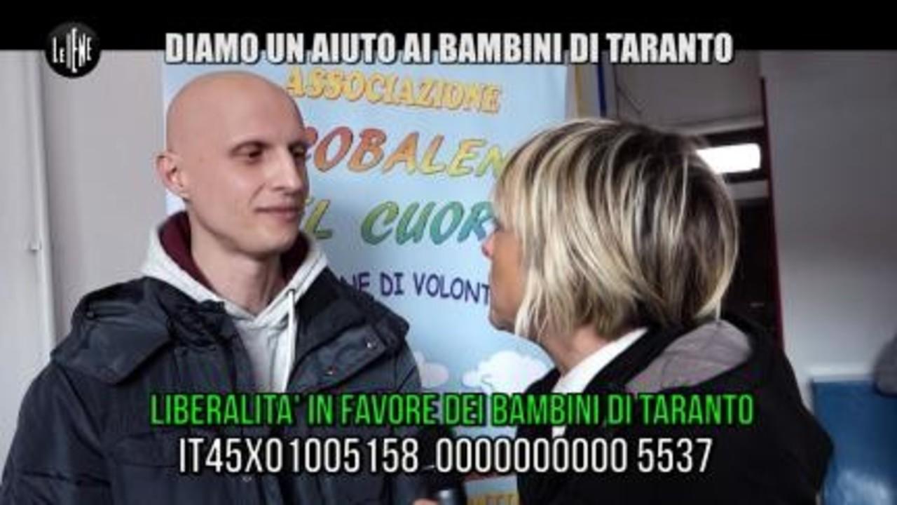 TOFFA: Diamo un aiuto ai bambini di Taranto