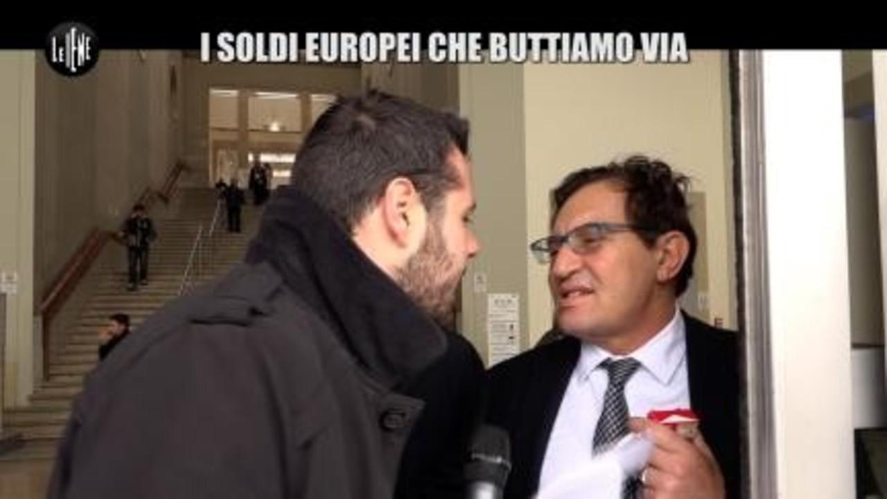 AGNELLO: I soldi europei che buttiamo via
