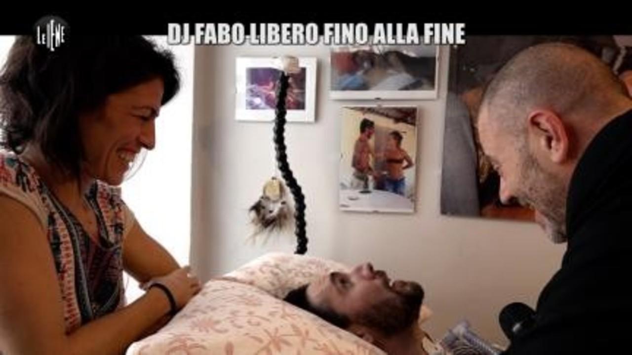 GOLIA: DJ Fabo libero fine alla fine