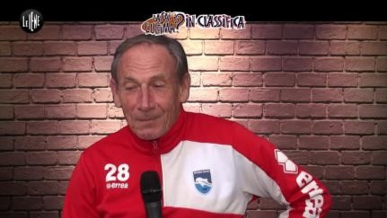 CORTI E ONNIS: Quel gran comico di Zeman