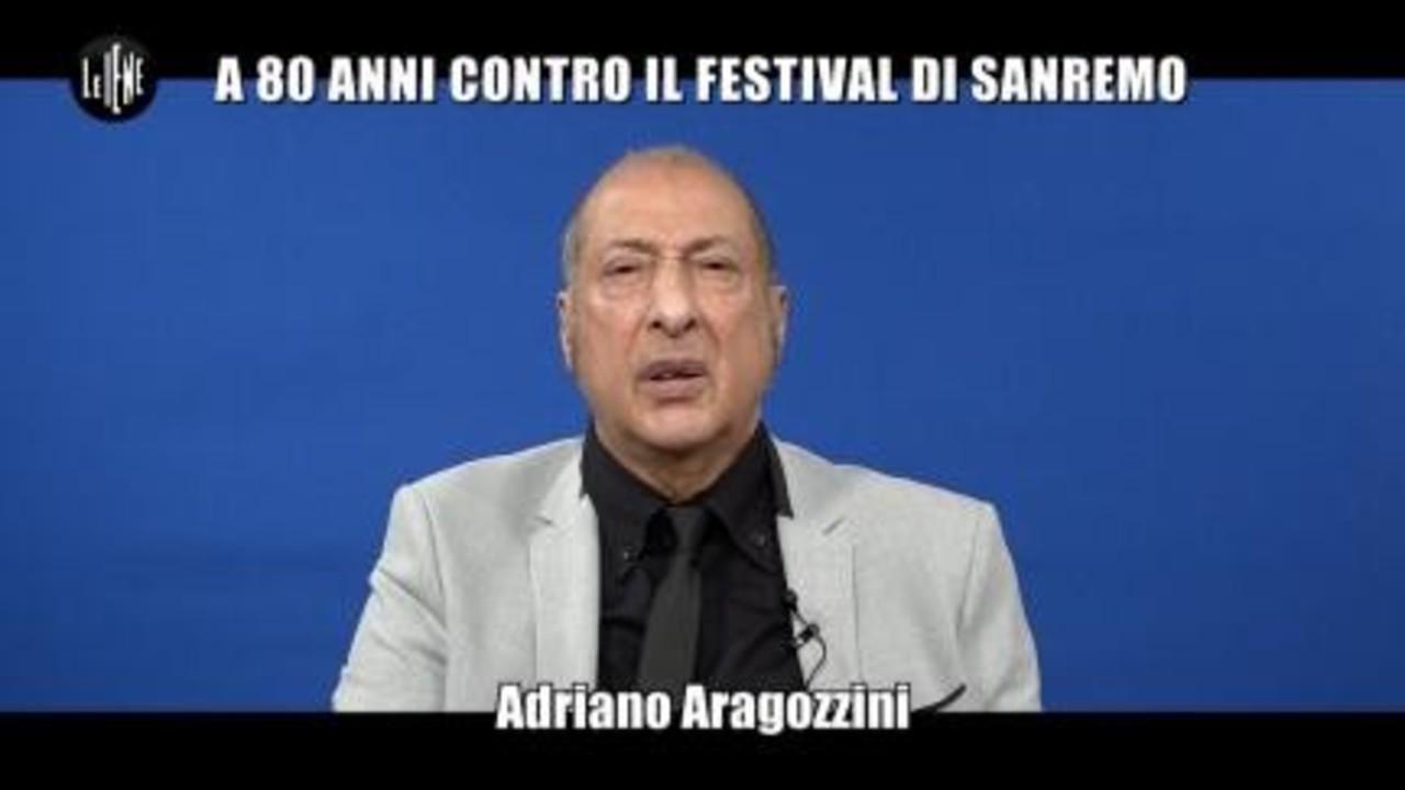 INTERVISTA: Adriano Aragozzini