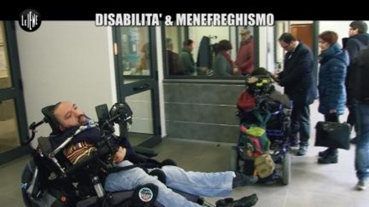 PASCA: Disabilità e Menefreghismo