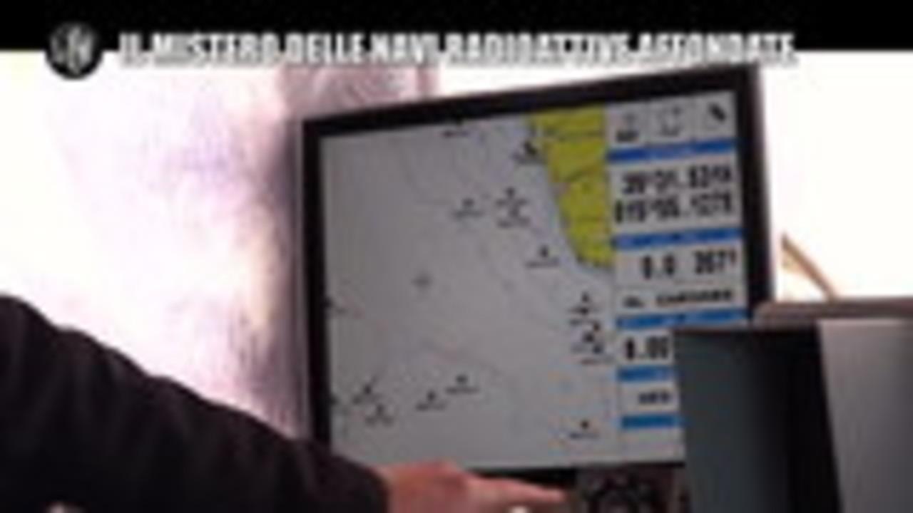 GOLIA: Il mistero delle navi radioattive affondate