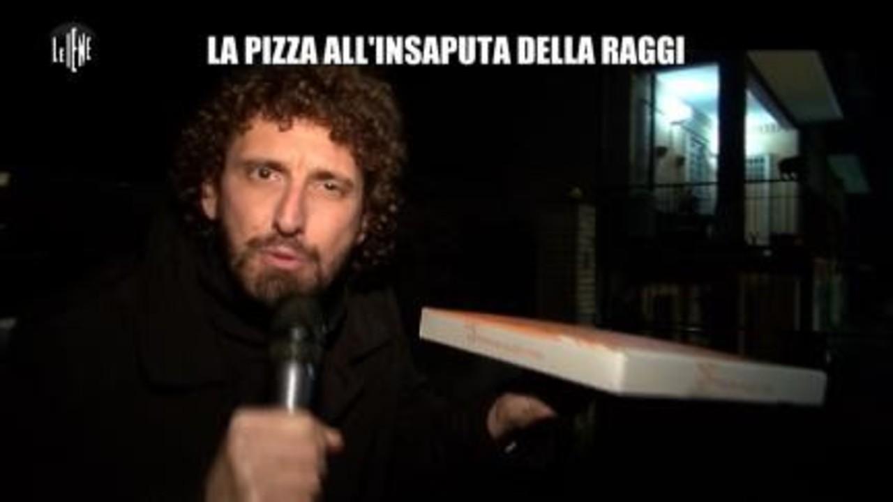ROMA: La pizza all'insaputa della Raggi