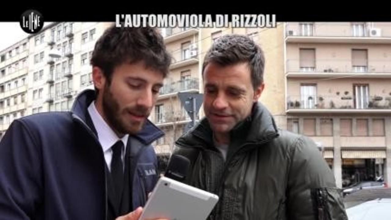 DE DEVITIIS: L'automoviola di Rizzoli