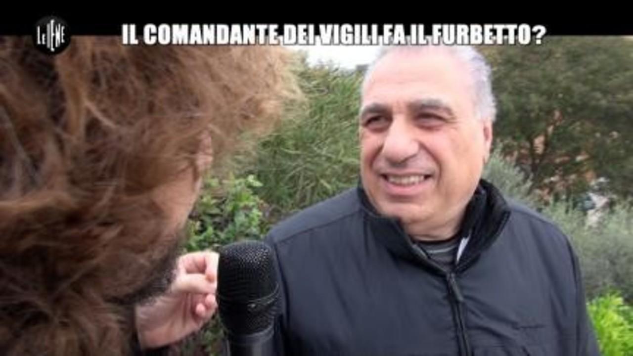 ROMA: Il Comandante dei Vigili fa il furbetto?