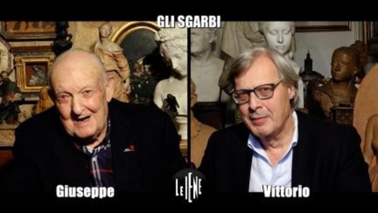 INTERVISTA: Giuseppe e Vittorio Sgarbi