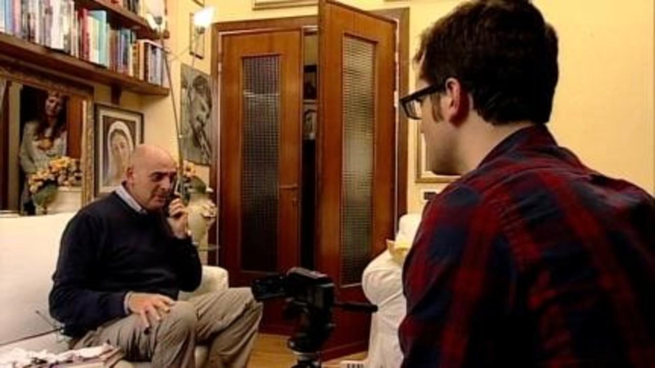 MATANO: Lo scherzo a Paolo Brosio