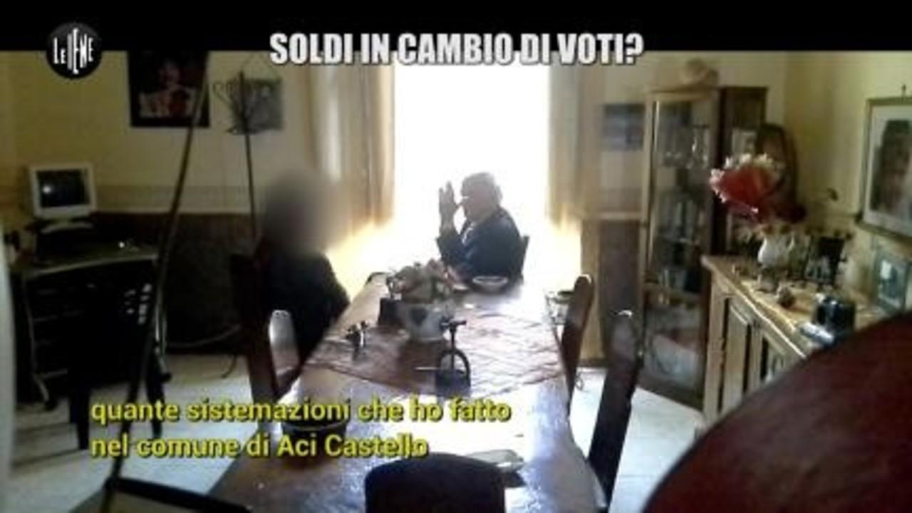 GIARRUSSO: Soldi in cambio di voti?