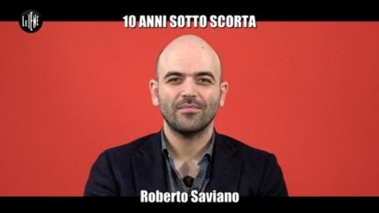 GIARRUSSO: Roberto Saviano