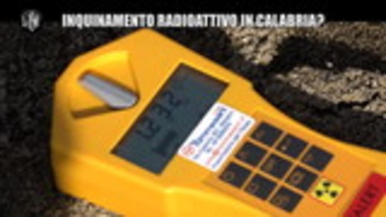 GOLIA: Inquinamento radioattivo in Calabria?