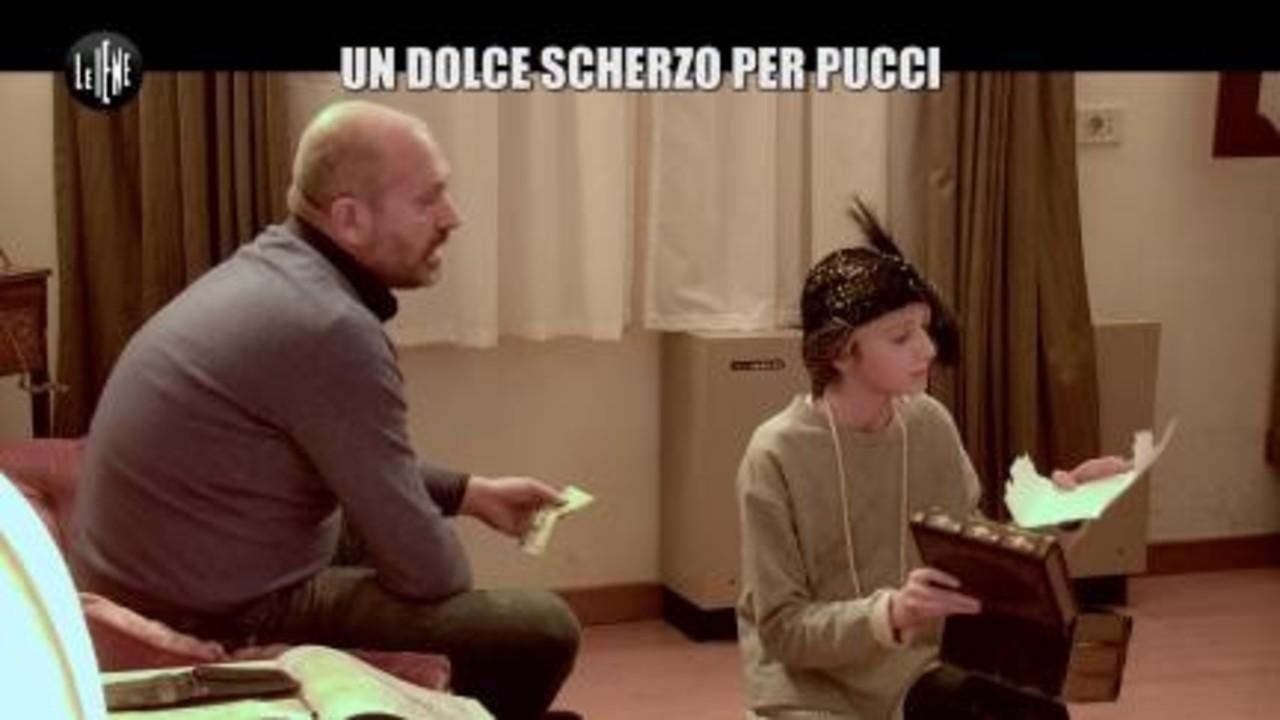 TORIELLI: Un dolce scherzo per Pucci