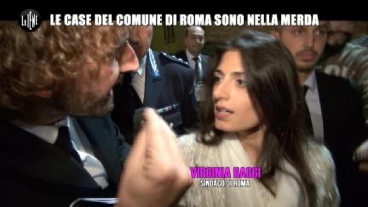 ROMA: Le case del Comune di Roma sono nella merda