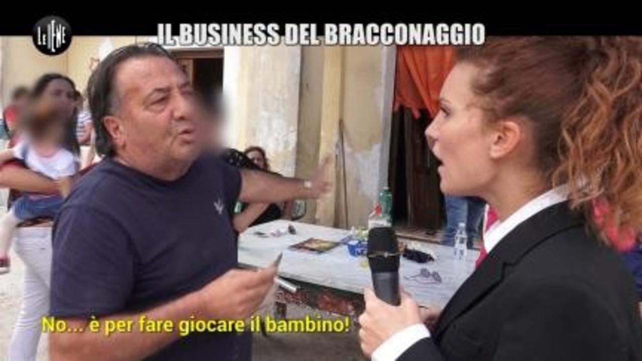 RUGGERI: Il business del bracconaggio