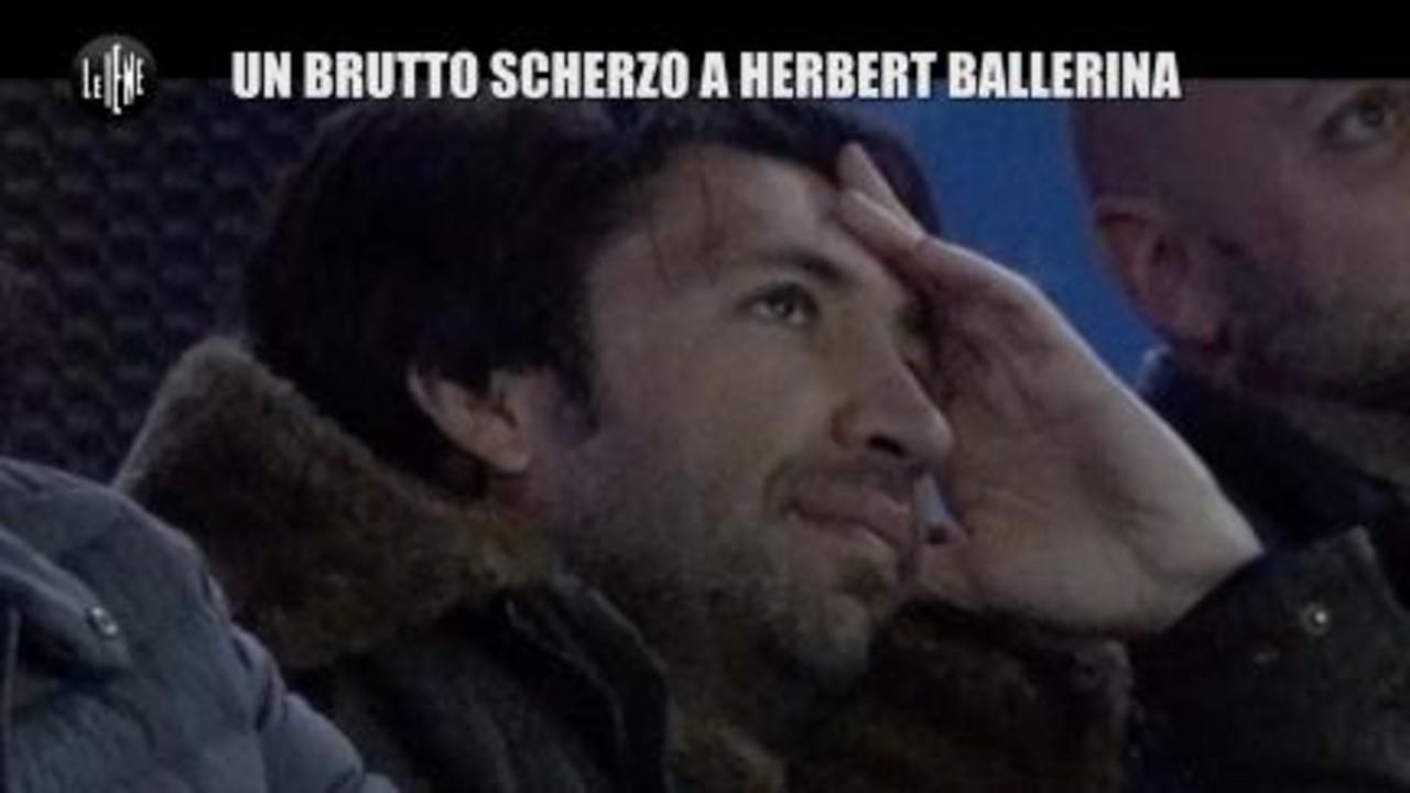 BALLERINA: Un brutto scherzo a Herbert Ballerina