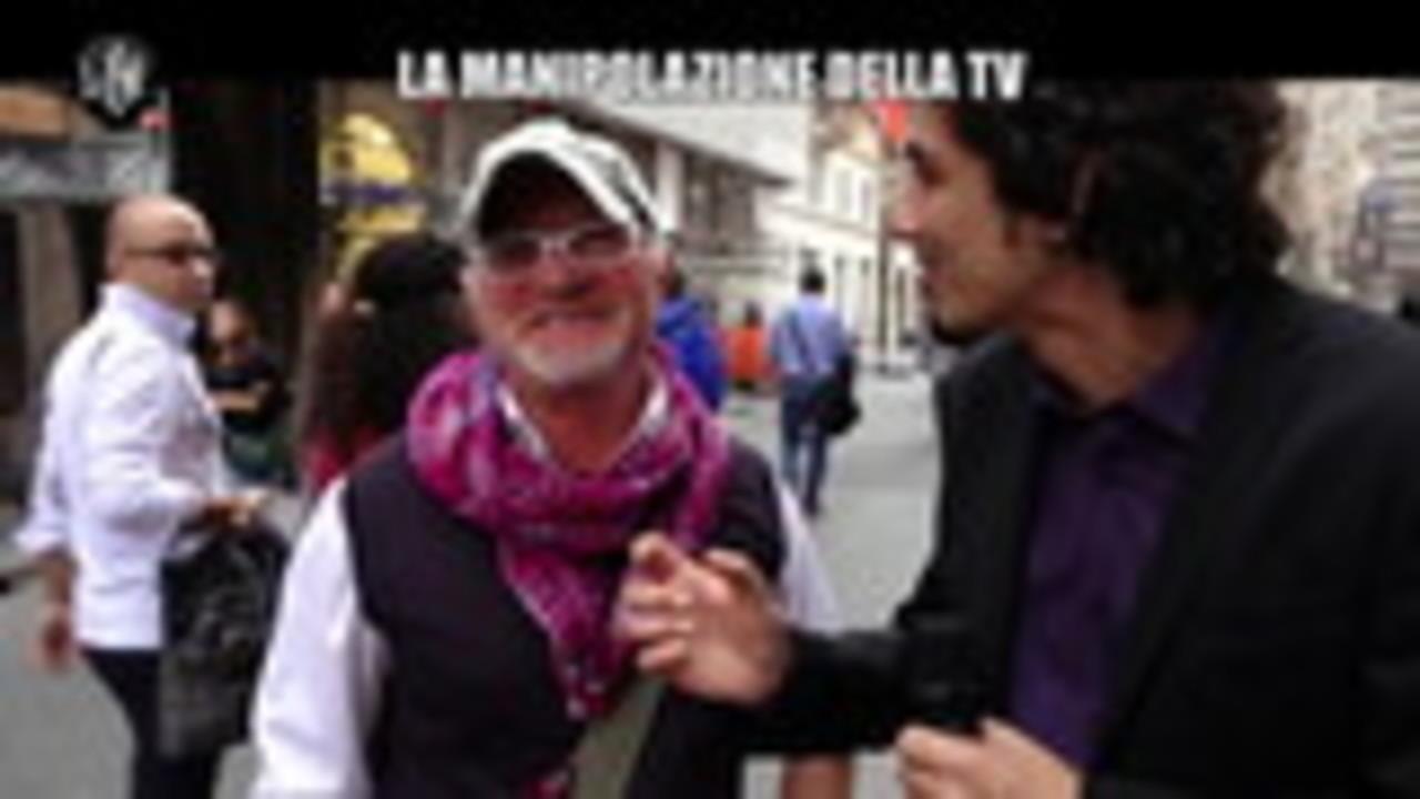 SPARACINO: La manipolazione della tv