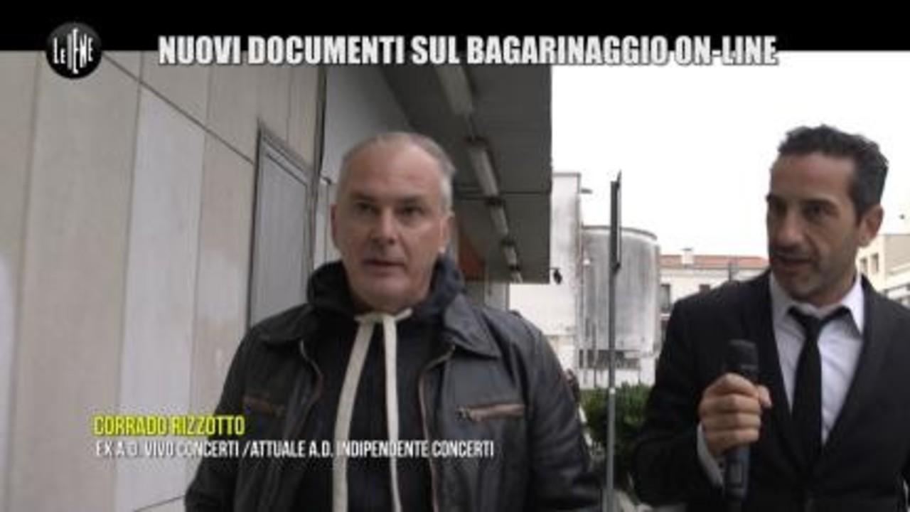 VIVIANI: Nuovi documenti sul bagarinaggio on-line