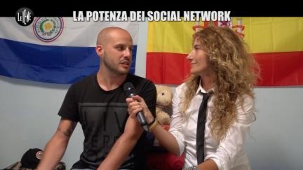 NINA: La potenza dei social network