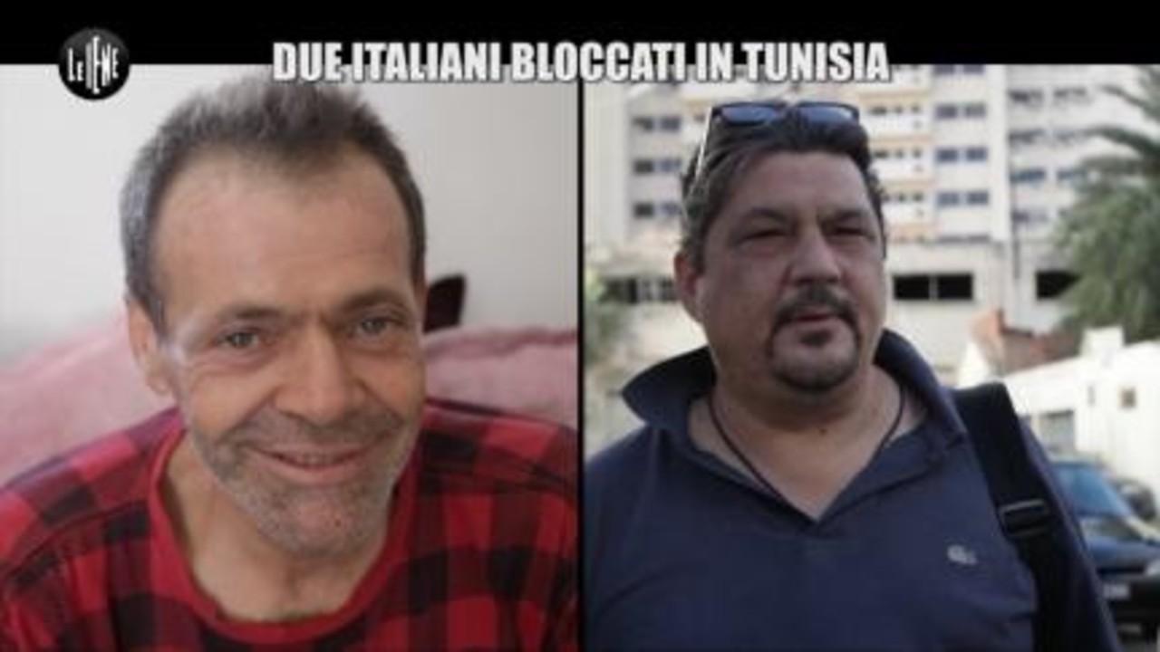 PELAZZA: Due italiani bloccati in Tunisia