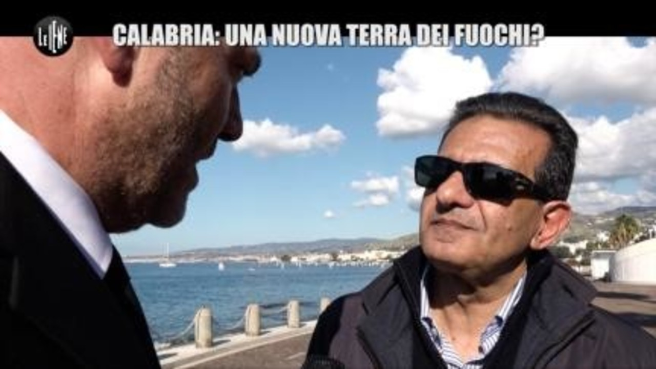 GOLIA: Calabria: una nuova terra dei fuochi?