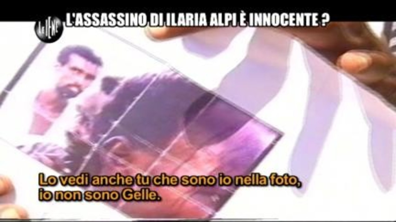 GOLIA: L'assassino di Ilaria Alpi è innocente?