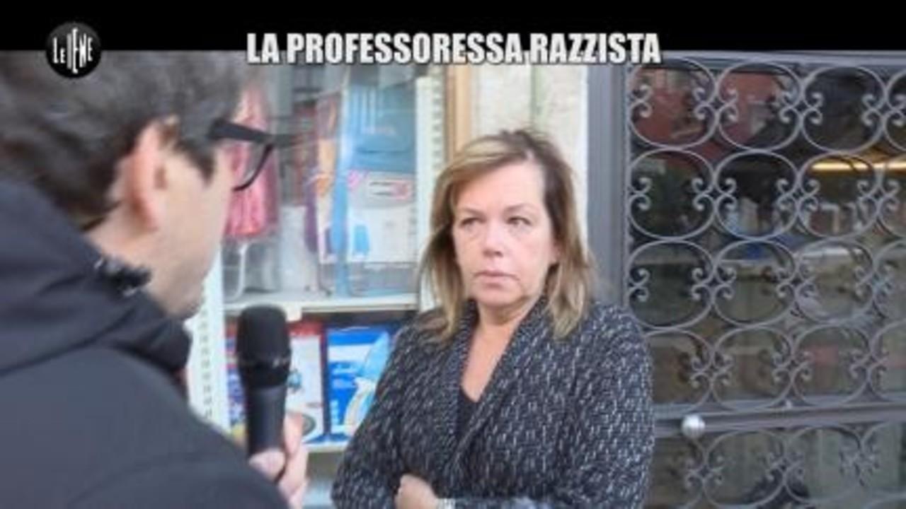PASCA: La professoressa razzista