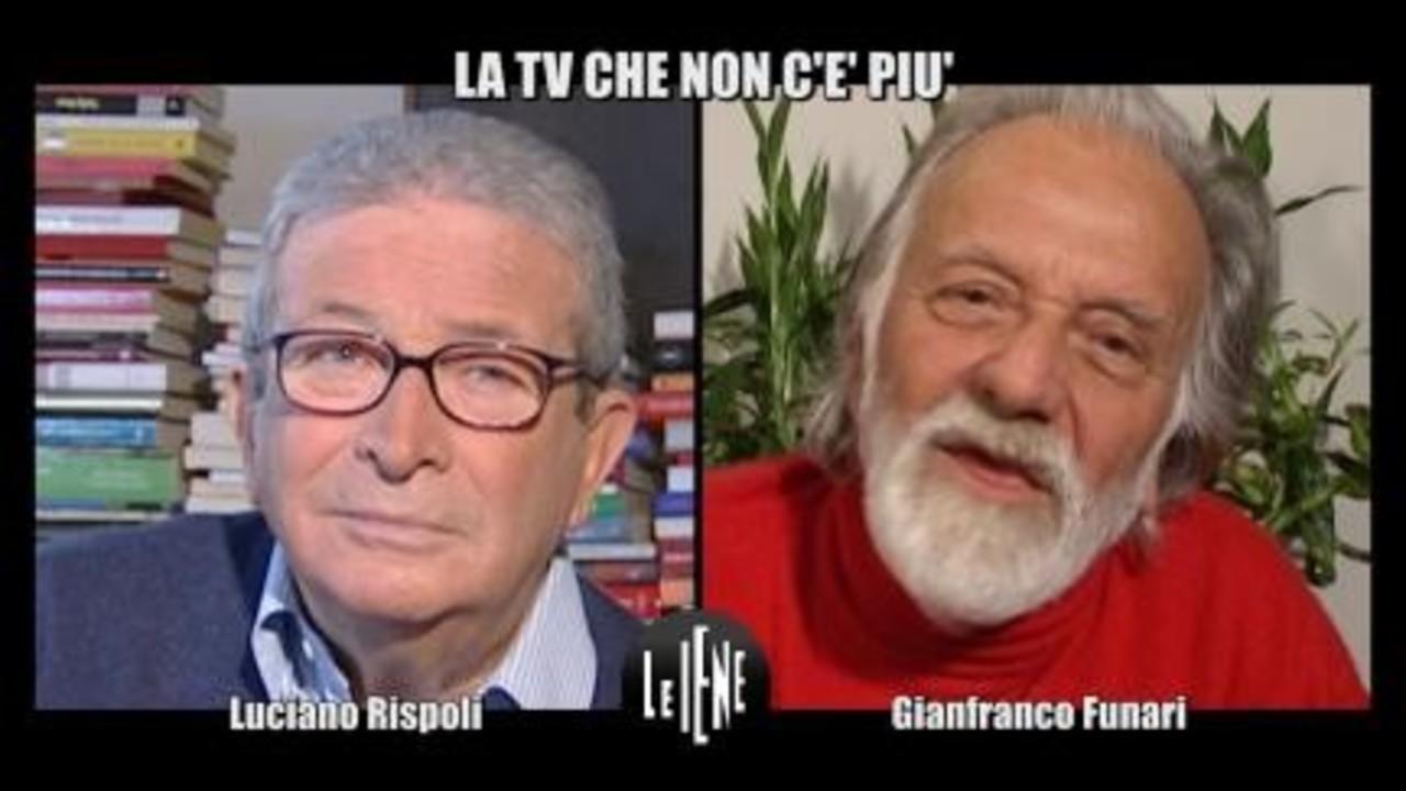 INTERVISTA: Luciano Rispoli e Gianfranco Funari