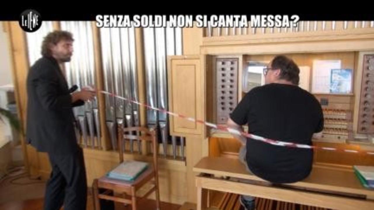 ROMA: Senza soldi non si canta messa?