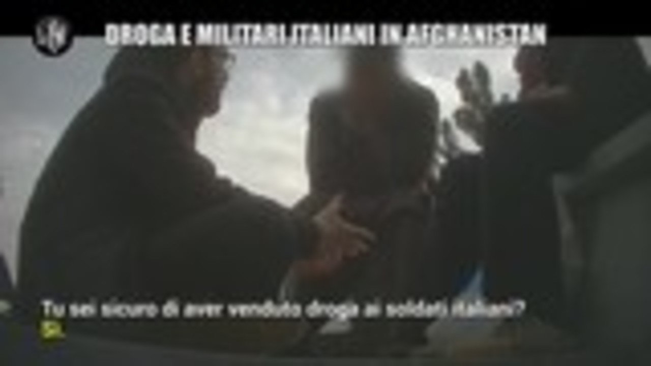 MAISANO: Droga e militari italiani in Afghanistan