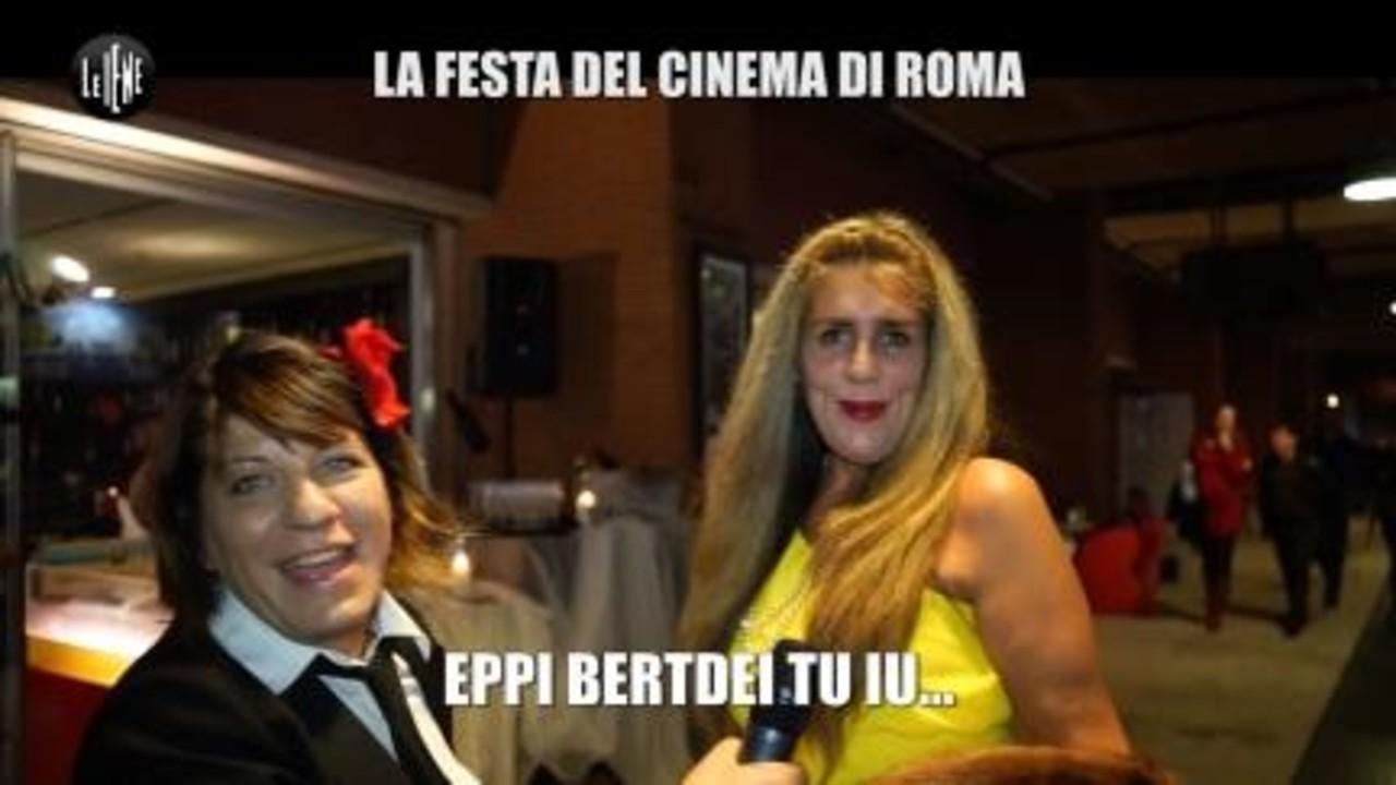 SARNATARO: La festa del cinema di Roma