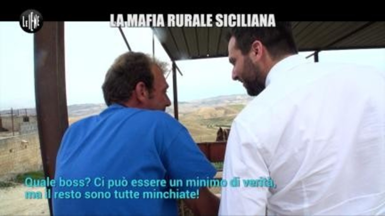 PECORARO: La mafia rurale siciliana