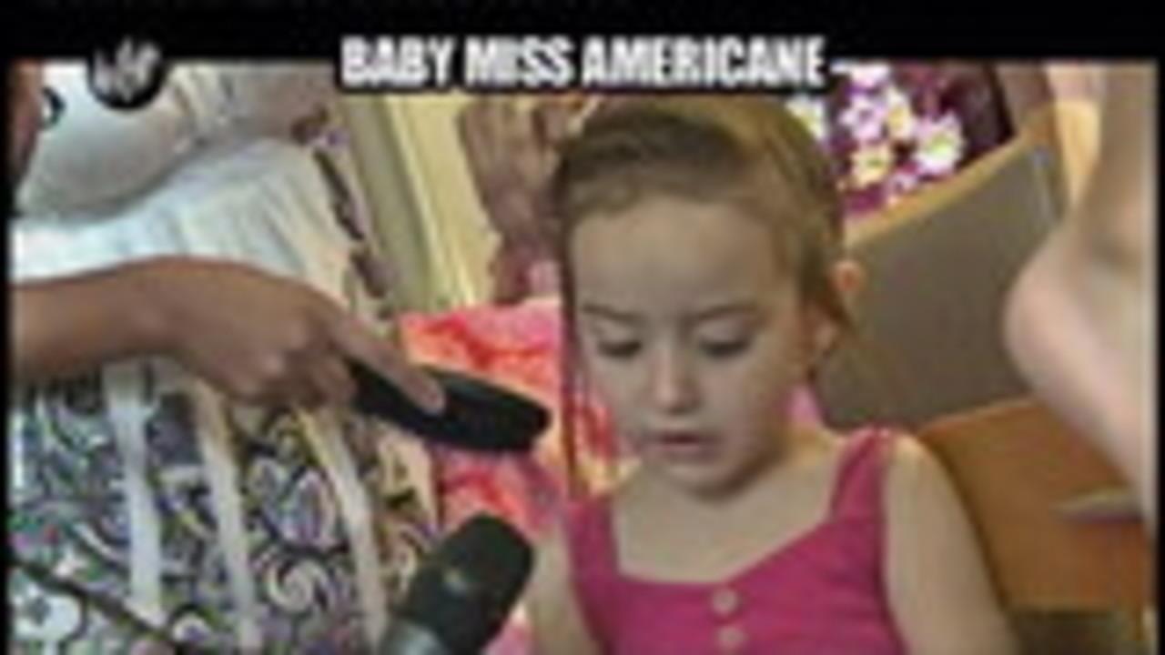 Miss nero USA 2015 Nacho porno Vidal