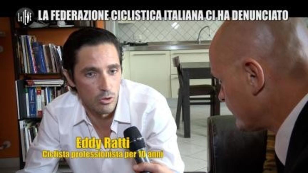 DE GIUSEPPE: La Federazione Ciclistica Italiana ci ha denunciato