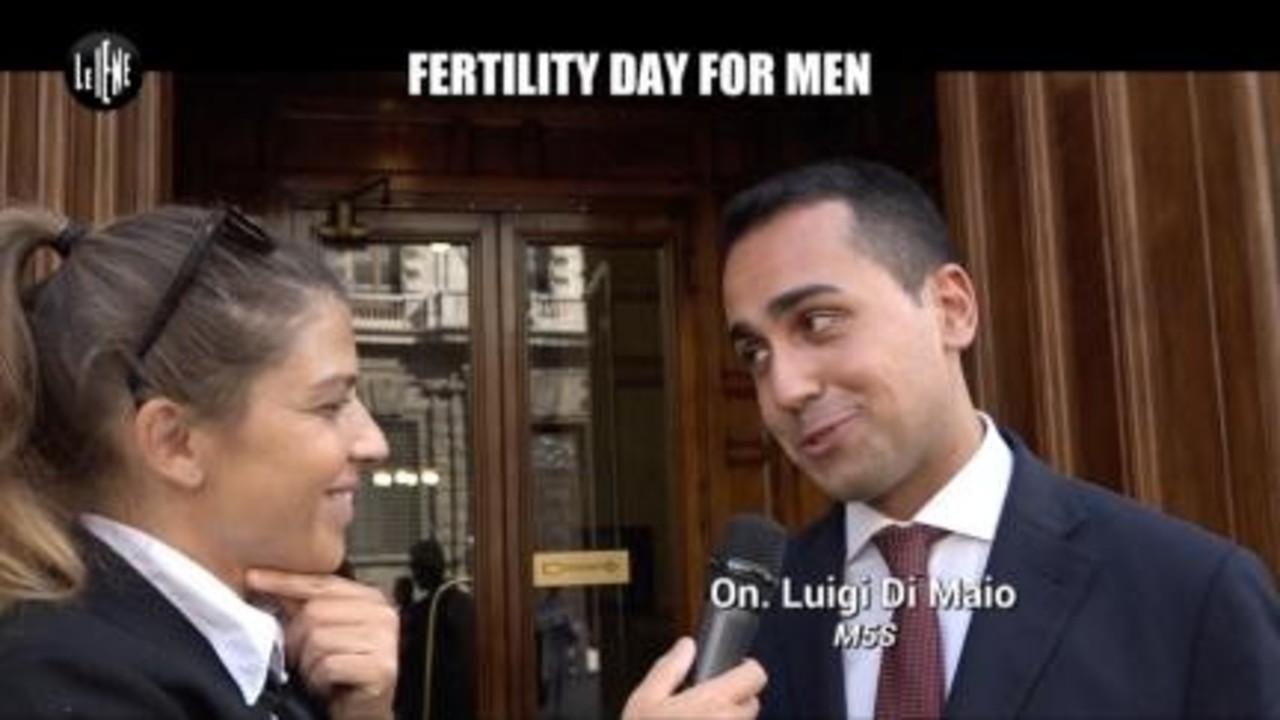 NOBILE: Fertility Day for men