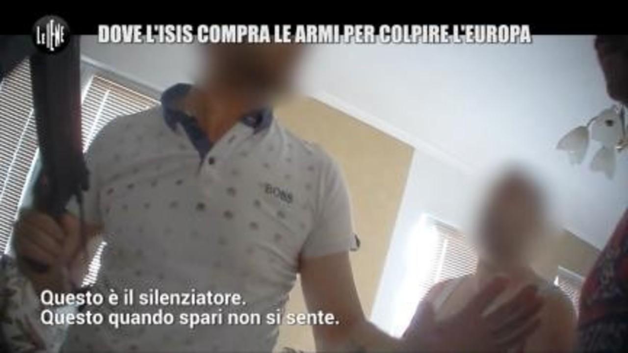 PELAZZA: Dove l'ISIS compra le armi per colpire l'Europa