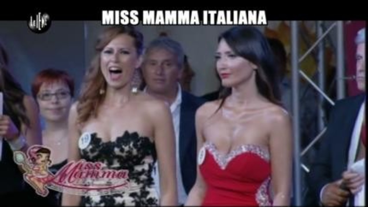 LUCCI: Miss Mamma Italiana