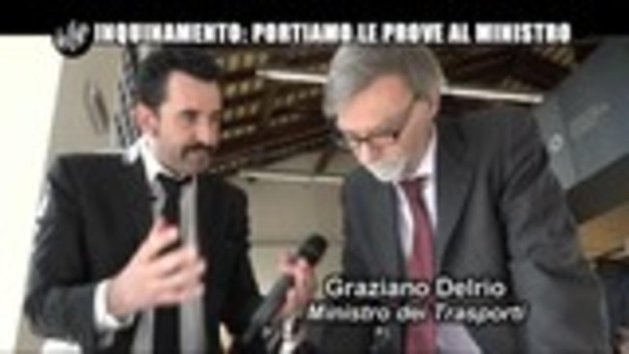 PELAZZA: Inquinamento: portiamo le prove al Ministro