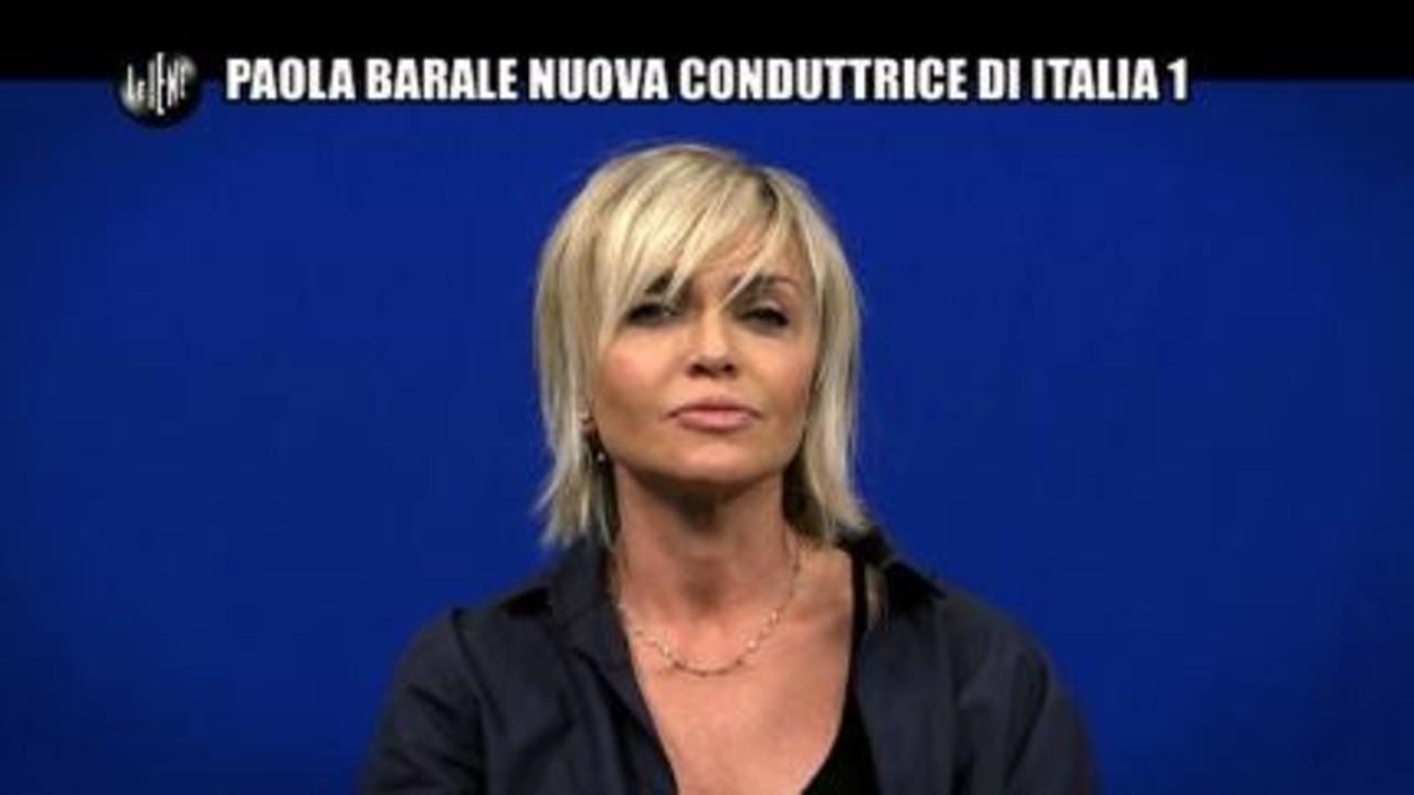 INTERVISTA: Paola Barale