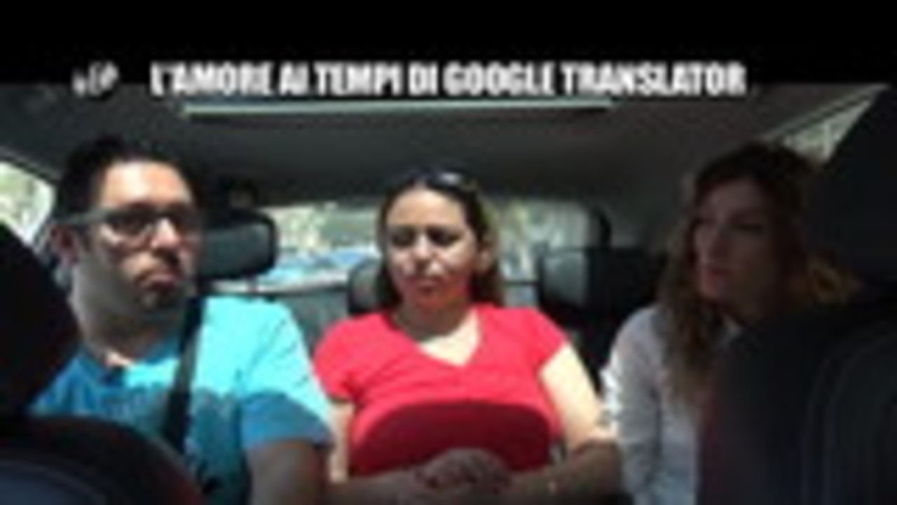 NINA: L'amore ai tempi di Google translator