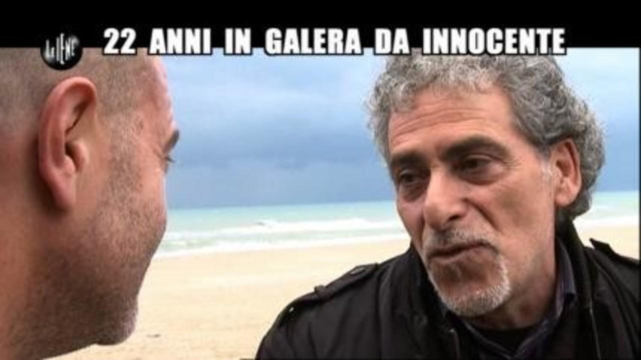 GOLIA: 22 anni in galera da innocente