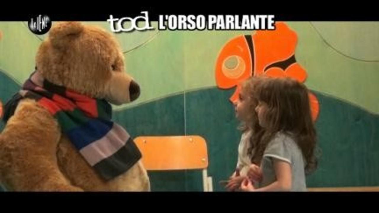 TORIELLI: Tod, l'orso parlante